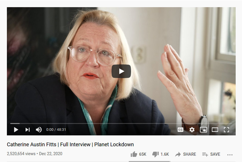Planetary Lockdown Video & Transcript