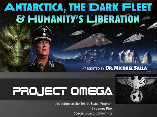 The Dark Fleet vs. the Alliance & Planetary Liberation