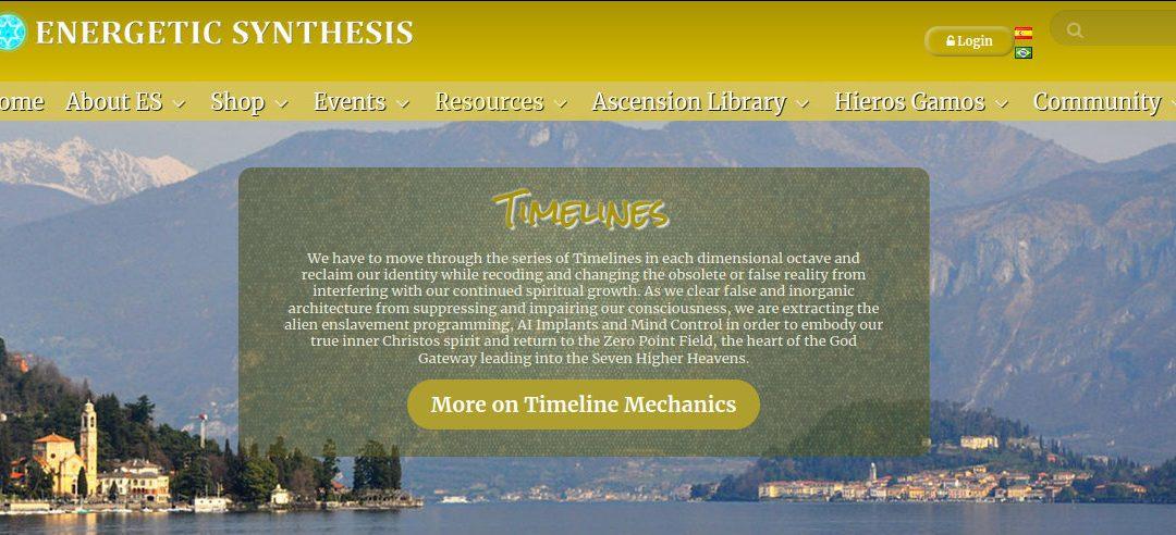 Higher-D Planetary Developments, Plandemic Attacks & Bifuracating Timelines